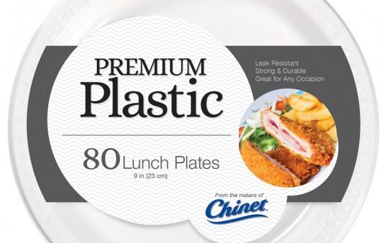CHINET PREMIUM PLASTIC